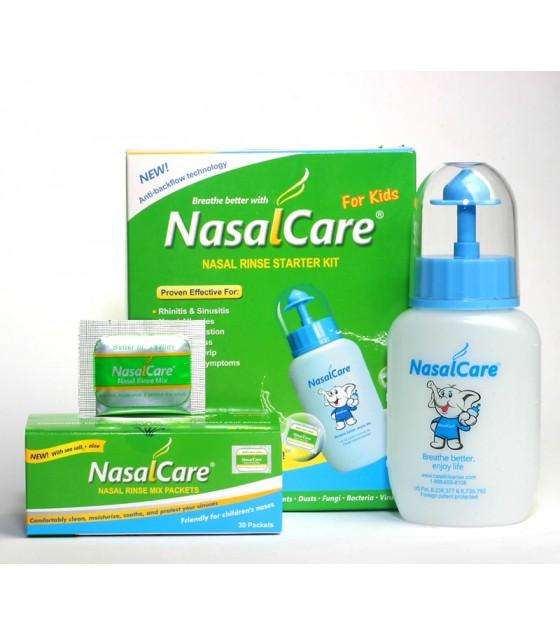 Nasal Rinse Starter Kit for kids