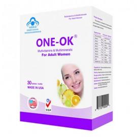 ONE-OK®  Multivitamins & Minerals for Women