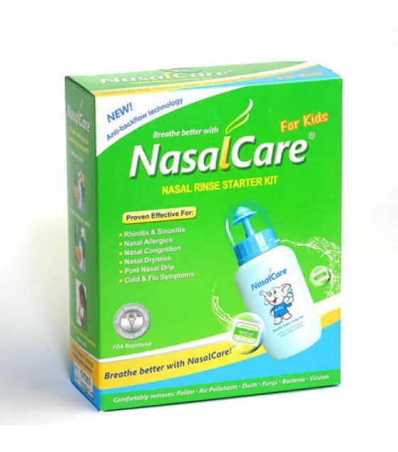 Nasal Rinse Starter Kit for kids  (30)